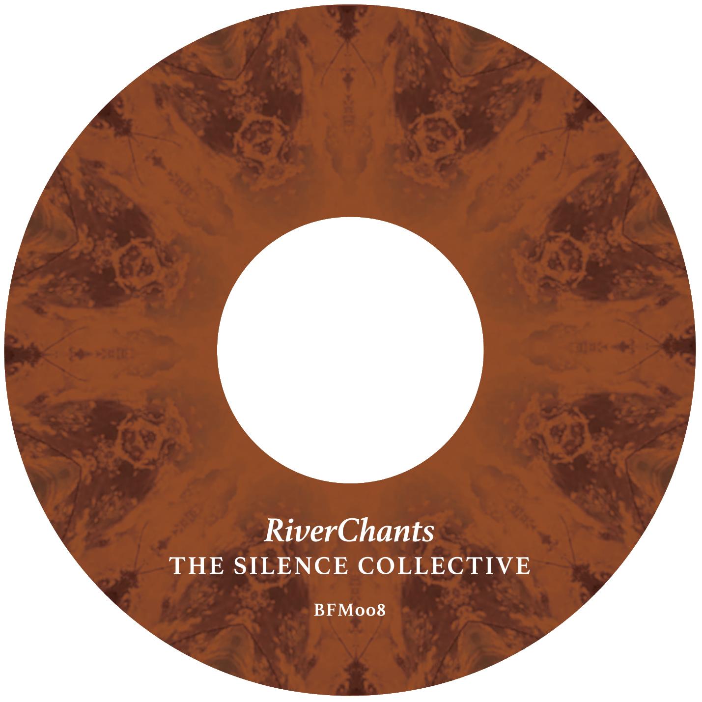 River Chants Cd label